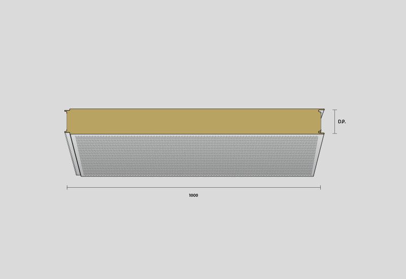 sendvic panel otpornost vatra zvuk